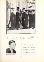 Centenary College of Louisiana - Yoncopin Yearbook (Shreveport, LA) online yearbook collection, 1935 Edition, Page 35