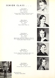Centenary College of Louisiana - Yoncopin Yearbook (Shreveport, LA) online yearbook collection, 1935 Edition, Page 36 of 212