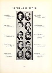 Centenary College of Louisiana - Yoncopin Yearbook (Shreveport, LA) online yearbook collection, 1935 Edition, Page 59