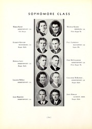Centenary College of Louisiana - Yoncopin Yearbook (Shreveport, LA) online yearbook collection, 1935 Edition, Page 60