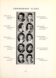 Centenary College of Louisiana - Yoncopin Yearbook (Shreveport, LA) online yearbook collection, 1935 Edition, Page 61 of 212