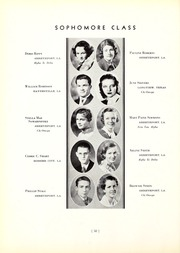 Centenary College of Louisiana - Yoncopin Yearbook (Shreveport, LA) online yearbook collection, 1935 Edition, Page 62