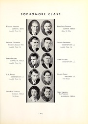 Centenary College of Louisiana - Yoncopin Yearbook (Shreveport, LA) online yearbook collection, 1935 Edition, Page 63 of 212