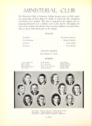 Centenary College of Louisiana - Yoncopin Yearbook (Shreveport, LA) online yearbook collection, 1936 Edition, Page 116