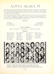 Centenary College of Louisiana - Yoncopin Yearbook (Shreveport, LA) online yearbook collection, 1936 Edition, Page 119 of 204