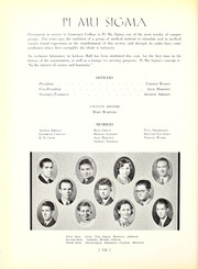 Centenary College of Louisiana - Yoncopin Yearbook (Shreveport, LA) online yearbook collection, 1936 Edition, Page 120