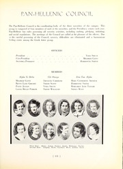 Centenary College of Louisiana - Yoncopin Yearbook (Shreveport, LA) online yearbook collection, 1936 Edition, Page 135 of 204