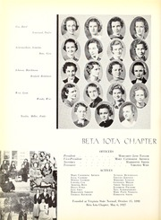 Centenary College of Louisiana - Yoncopin Yearbook (Shreveport, LA) online yearbook collection, 1936 Edition, Page 136