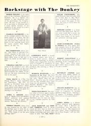 Centenary College of Louisiana - Yoncopin Yearbook (Shreveport, LA) online yearbook collection, 1936 Edition, Page 183