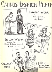 Centenary College of Louisiana - Yoncopin Yearbook (Shreveport, LA) online yearbook collection, 1936 Edition, Page 188