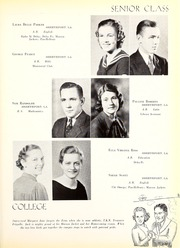 Centenary College of Louisiana - Yoncopin Yearbook (Shreveport, LA) online yearbook collection, 1936 Edition, Page 45