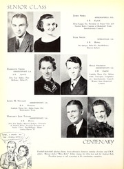 Centenary College of Louisiana - Yoncopin Yearbook (Shreveport, LA) online yearbook collection, 1936 Edition, Page 46 of 204