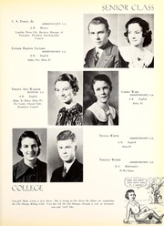 Centenary College of Louisiana - Yoncopin Yearbook (Shreveport, LA) online yearbook collection, 1936 Edition, Page 47