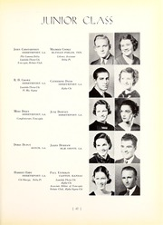 Centenary College of Louisiana - Yoncopin Yearbook (Shreveport, LA) online yearbook collection, 1936 Edition, Page 51