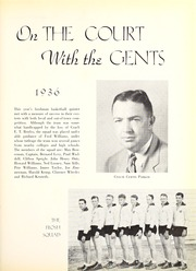 Centenary College of Louisiana - Yoncopin Yearbook (Shreveport, LA) online yearbook collection, 1936 Edition, Page 97 of 204