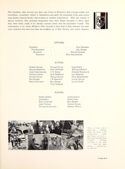 Centenary College of Louisiana - Yoncopin Yearbook (Shreveport, LA) online yearbook collection, 1937 Edition, Page 107 of 218