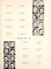 Centenary College of Louisiana - Yoncopin Yearbook (Shreveport, LA) online yearbook collection, 1937 Edition, Page 87 of 218