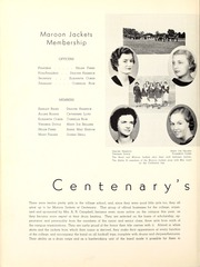 Centenary College of Louisiana - Yoncopin Yearbook (Shreveport, LA) online yearbook collection, 1938 Edition, Page 136
