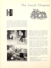 Centenary College of Louisiana - Yoncopin Yearbook (Shreveport, LA) online yearbook collection, 1938 Edition, Page 148