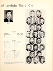 Centenary College of Louisiana - Yoncopin Yearbook (Shreveport, LA) online yearbook collection, 1938 Edition, Page 149 of 206