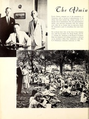 Centenary College of Louisiana - Yoncopin Yearbook (Shreveport, LA) online yearbook collection, 1938 Edition, Page 24 of 206