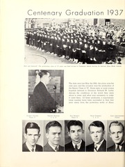 Centenary College of Louisiana - Yoncopin Yearbook (Shreveport, LA) online yearbook collection, 1938 Edition, Page 42 of 206