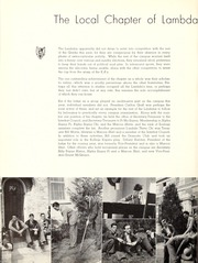 Centenary College of Louisiana - Yoncopin Yearbook (Shreveport, LA) online yearbook collection, 1939 Edition, Page 112