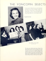 Centenary College of Louisiana - Yoncopin Yearbook (Shreveport, LA) online yearbook collection, 1939 Edition, Page 156