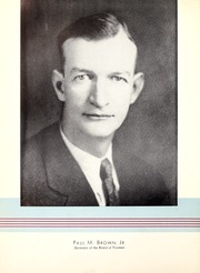 Centenary College of Louisiana - Yoncopin Yearbook (Shreveport, LA) online yearbook collection, 1940 Edition, Page 10 of 194