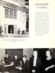 Centenary College of Louisiana - Yoncopin Yearbook (Shreveport, LA) online yearbook collection, 1940 Edition, Page 22
