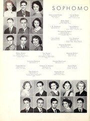 Centenary College of Louisiana - Yoncopin Yearbook (Shreveport, LA) online yearbook collection, 1940 Edition, Page 44