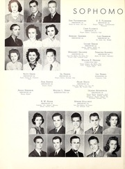 Centenary College of Louisiana - Yoncopin Yearbook (Shreveport, LA) online yearbook collection, 1940 Edition, Page 46