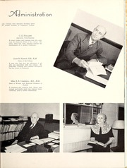 Centenary College of Louisiana - Yoncopin Yearbook (Shreveport, LA) online yearbook collection, 1941 Edition, Page 15