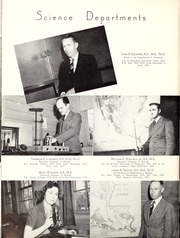 Centenary College of Louisiana - Yoncopin Yearbook (Shreveport, LA) online yearbook collection, 1941 Edition, Page 16 of 200