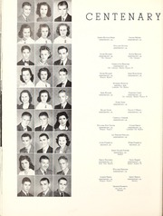 Centenary College of Louisiana - Yoncopin Yearbook (Shreveport, LA) online yearbook collection, 1941 Edition, Page 38