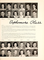 Centenary College of Louisiana - Yoncopin Yearbook (Shreveport, LA) online yearbook collection, 1942 Edition, Page 63