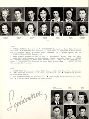 Centenary College of Louisiana - Yoncopin Yearbook (Shreveport, LA) online yearbook collection, 1943 Edition, Page 48