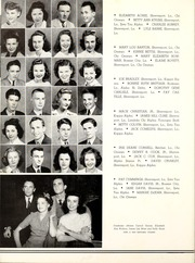 Centenary College of Louisiana - Yoncopin Yearbook (Shreveport, LA) online yearbook collection, 1943 Edition, Page 50