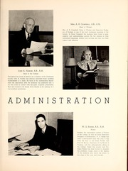 Centenary College of Louisiana - Yoncopin Yearbook (Shreveport, LA) online yearbook collection, 1944 Edition, Page 21