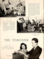 Centenary College of Louisiana - Yoncopin Yearbook (Shreveport, LA) online yearbook collection, 1944 Edition, Page 57 of 112