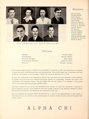 Centenary College of Louisiana - Yoncopin Yearbook (Shreveport, LA) online yearbook collection, 1944 Edition, Page 82 of 112