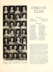 Centenary College of Louisiana - Yoncopin Yearbook (Shreveport, LA) online yearbook collection, 1945 Edition, Page 103