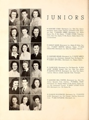 Centenary College of Louisiana - Yoncopin Yearbook (Shreveport, LA) online yearbook collection, 1945 Edition, Page 42