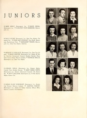Centenary College of Louisiana - Yoncopin Yearbook (Shreveport, LA) online yearbook collection, 1945 Edition, Page 43 of 120
