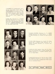 Centenary College of Louisiana - Yoncopin Yearbook (Shreveport, LA) online yearbook collection, 1945 Edition, Page 44