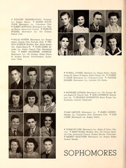 Centenary College of Louisiana - Yoncopin Yearbook (Shreveport, LA) online yearbook collection, 1945 Edition, Page 46