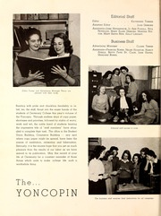 Centenary College of Louisiana - Yoncopin Yearbook (Shreveport, LA) online yearbook collection, 1945 Edition, Page 64 of 120