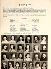 Centenary College of Louisiana - Yoncopin Yearbook (Shreveport, LA) online yearbook collection, 1945 Edition, Page 83