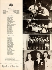 Centenary College of Louisiana - Yoncopin Yearbook (Shreveport, LA) online yearbook collection, 1945 Edition, Page 85