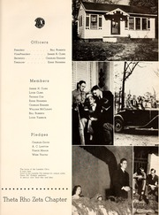 Centenary College of Louisiana - Yoncopin Yearbook (Shreveport, LA) online yearbook collection, 1945 Edition, Page 89 of 120
